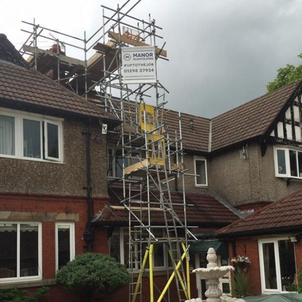 Emergency Works to care home
