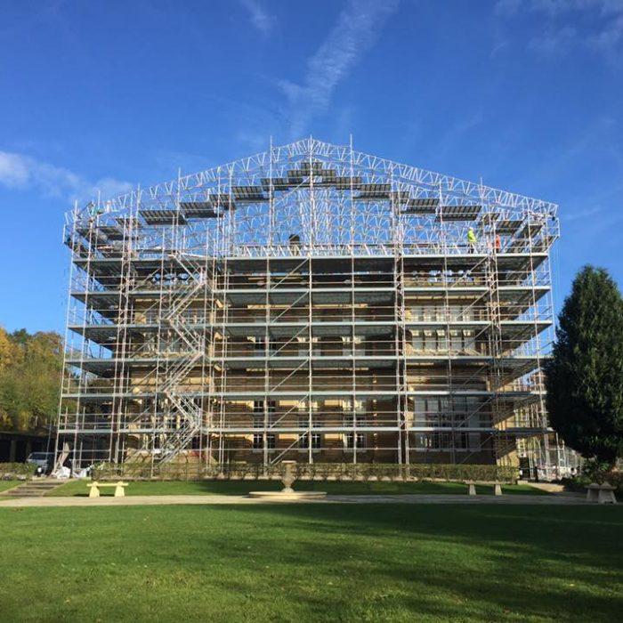 Restoration Scaffolding